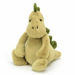 Bashful Dino i medium fra Jellycat