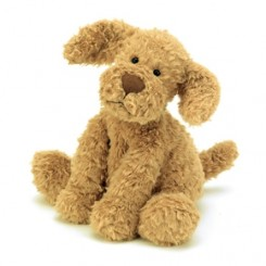 Fuddlewuddel Puppy i medium fra Jellycat