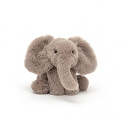 Mini Smudge elefant fra Jellycat