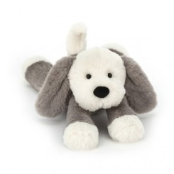 Smudge puppy fra Jellycat